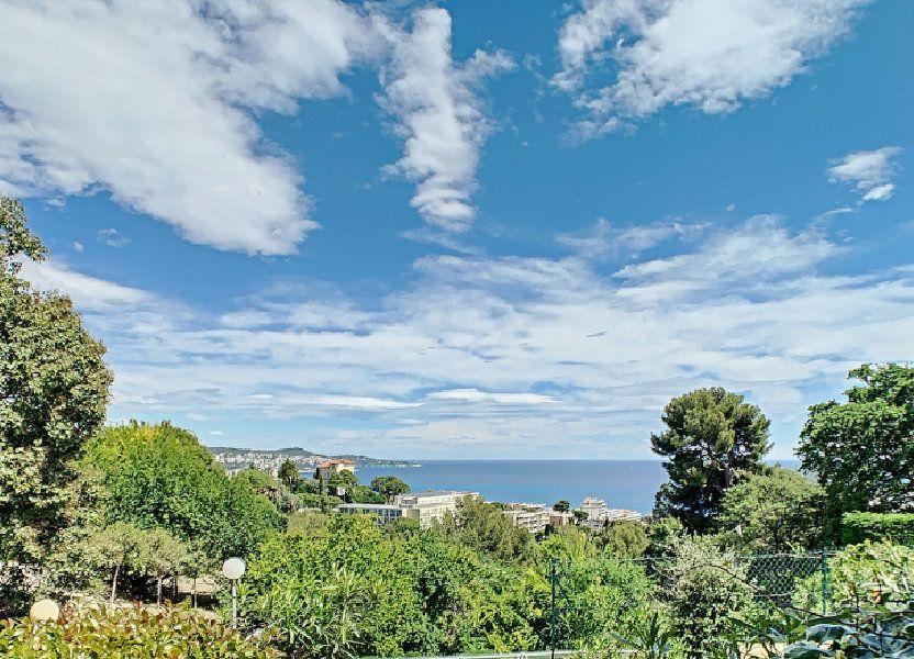 Appartement à vendre 62.62m2 à Nice
