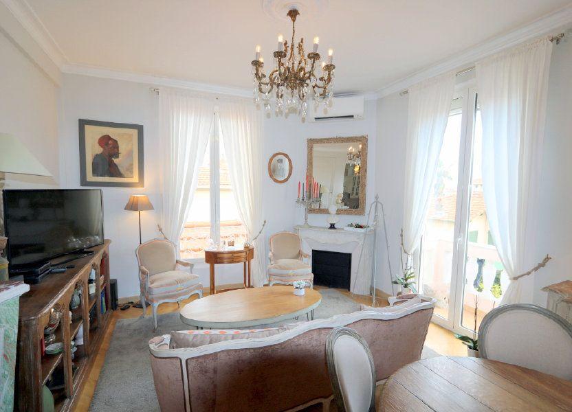 Appartement à vendre 62.48m2 à Nice