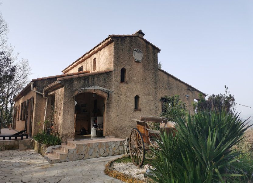 Maison à vendre 210m2 à Castagniers