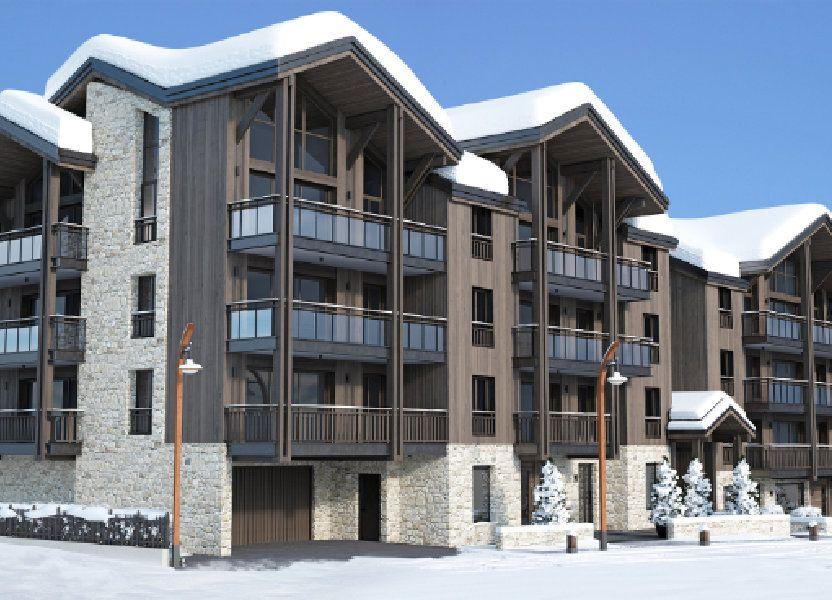 Appartement à vendre 48m2 à Saint-Étienne-de-Tinée