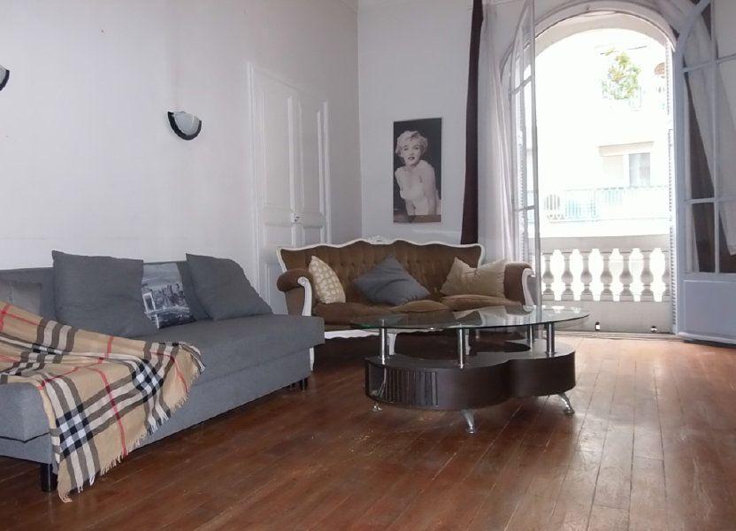 Appartement à louer 62m2 à Nice