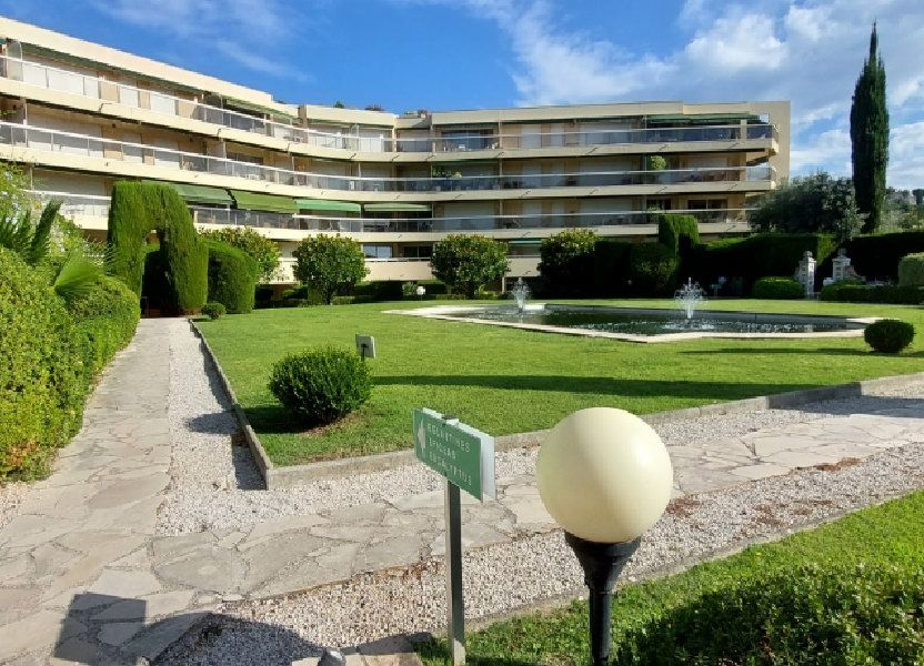 Appartement à louer 23m2 à Nice