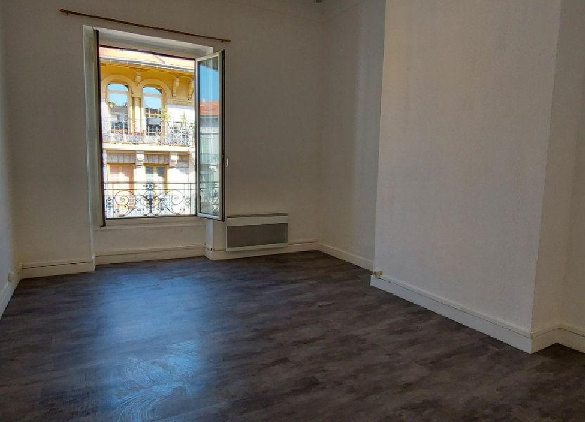 Appartement à louer 38m2 à Nice