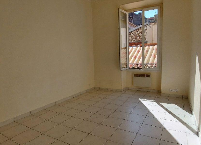 Appartement à louer 25m2 à Nice