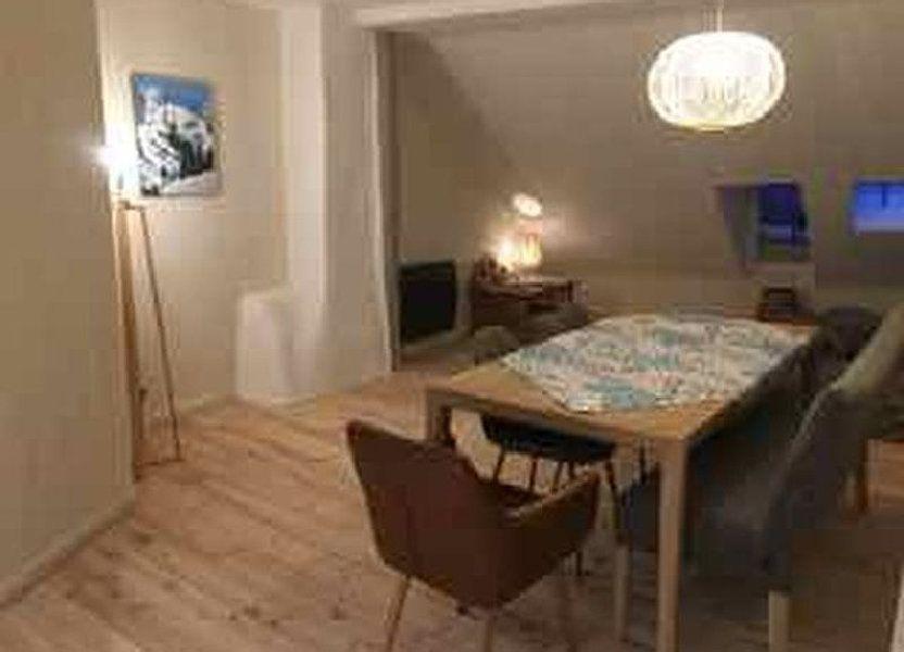 Appartement à vendre 44m2 à Saint-Étienne-de-Tinée