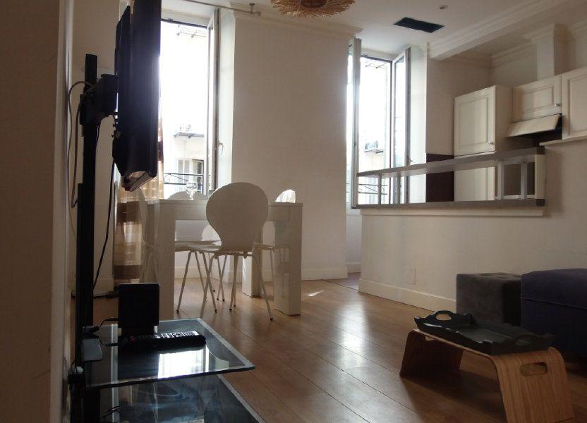 Appartement à louer 64m2 à Nice