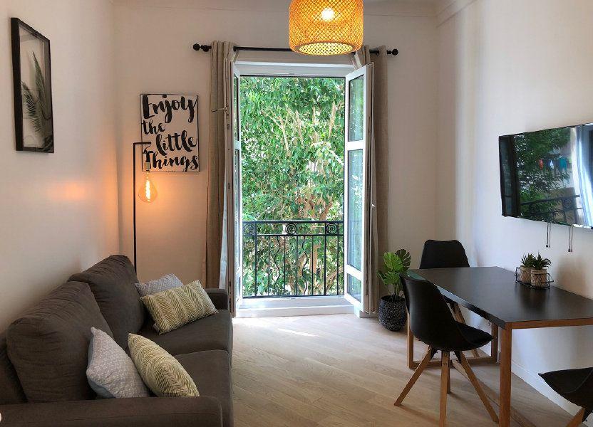 Appartement à vendre 34.76m2 à Nice