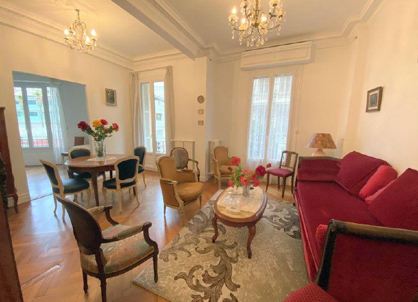 Appartement à vendre 75.38m2 à Nice