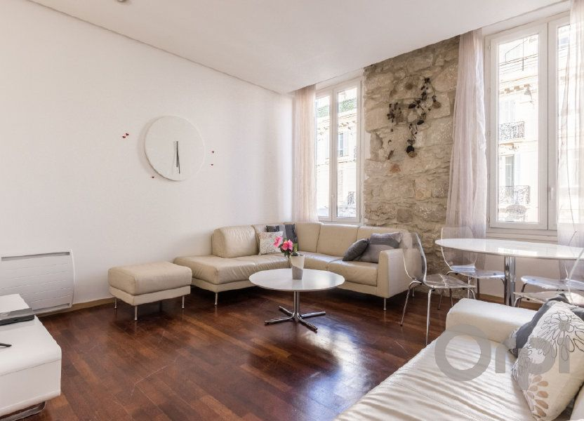 Appartement à vendre 57.26m2 à Nice