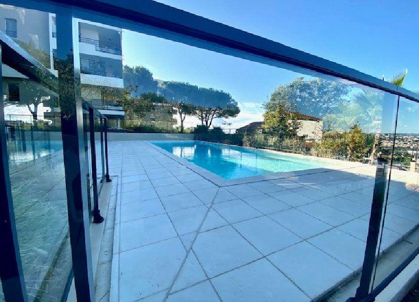 Appartement à vendre 25.86m2 à Nice