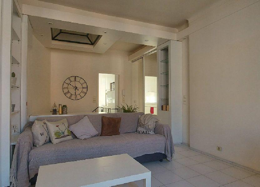 Appartement à louer 44m2 à Nice