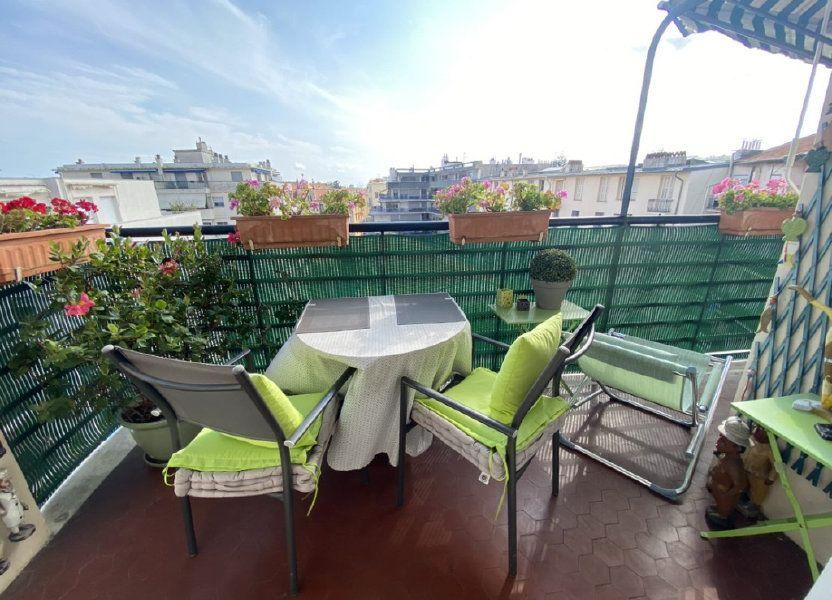 Appartement à vendre 70.69m2 à Nice