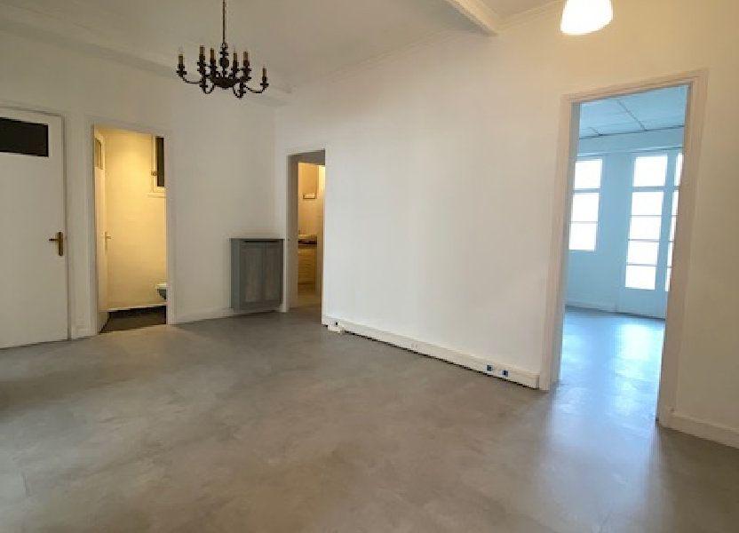 Appartement à louer 116m2 à Nice
