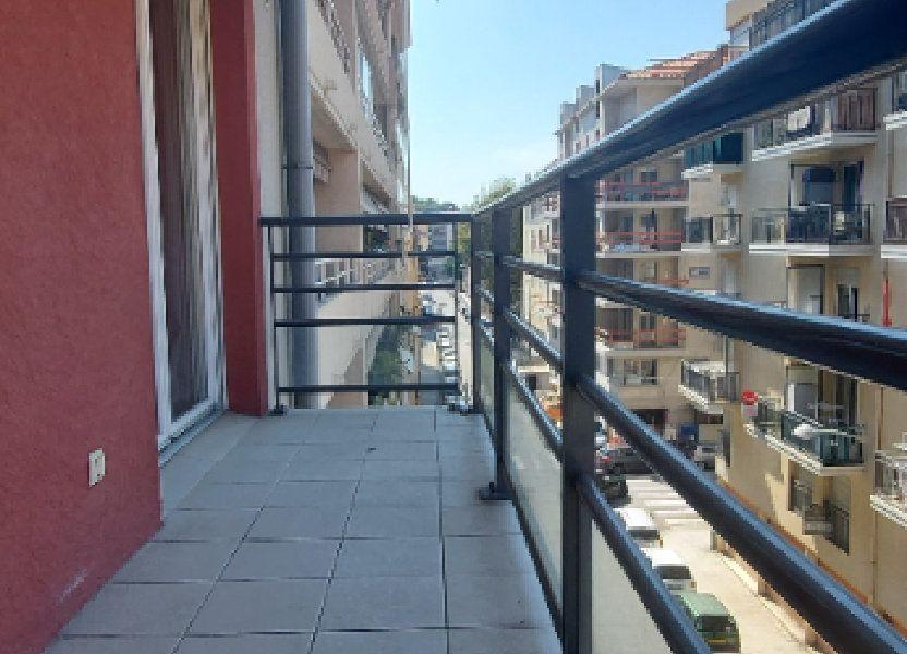 Appartement à vendre 39.61m2 à Nice