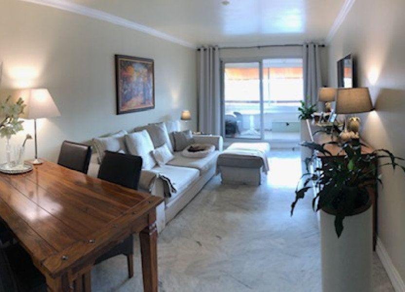 Appartement à vendre 53m2 à Cagnes-sur-Mer