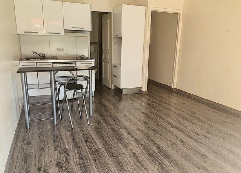 Appartement à vendre 22m2 à Saint-Laurent-du-Var