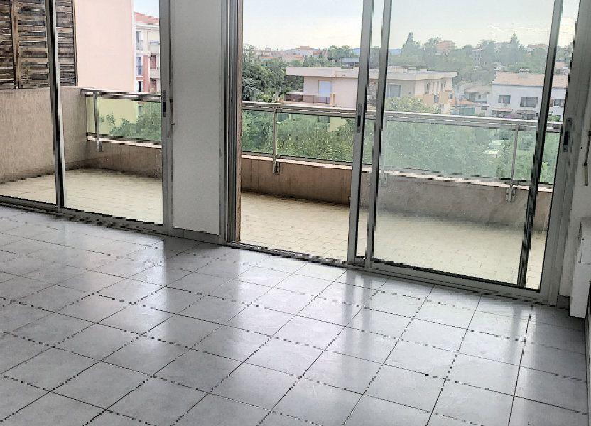 Appartement à vendre 47m2 à Cagnes-sur-Mer