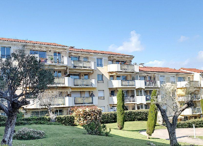 Appartement à vendre 42.11m2 à Saint-Laurent-du-Var