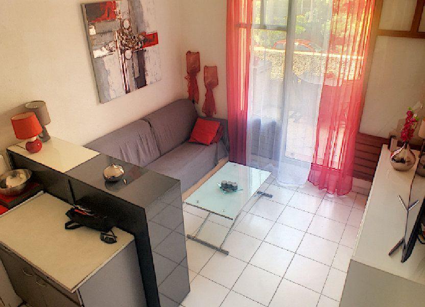 Appartement à vendre 30m2 à Villeneuve-Loubet