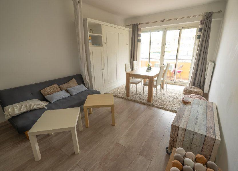 Appartement à vendre 50m2 à Antibes