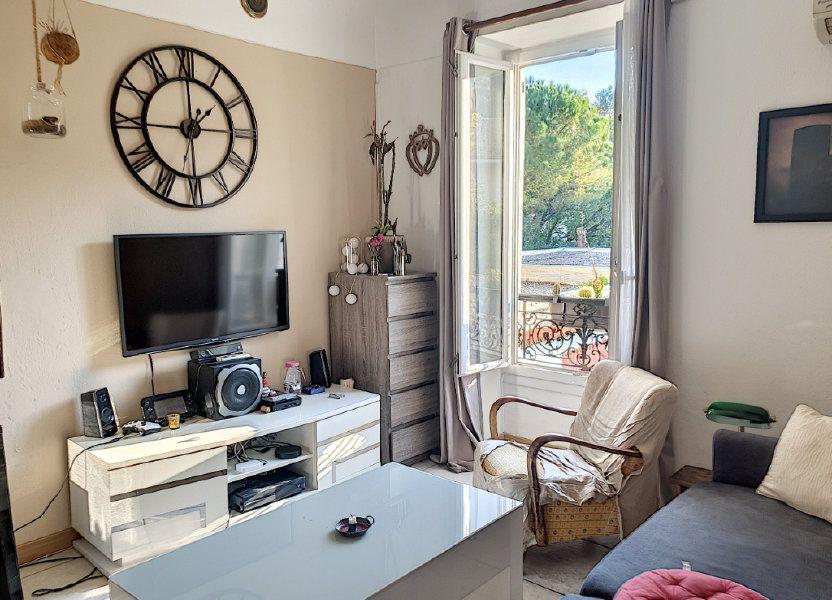 Appartement à vendre 37.84m2 à Cagnes-sur-Mer