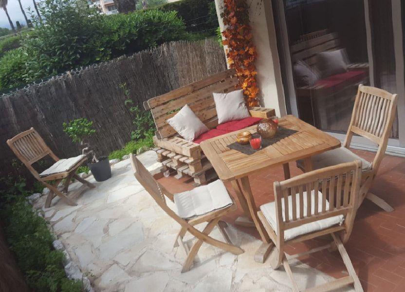 Appartement à vendre 29m2 à Cagnes-sur-Mer
