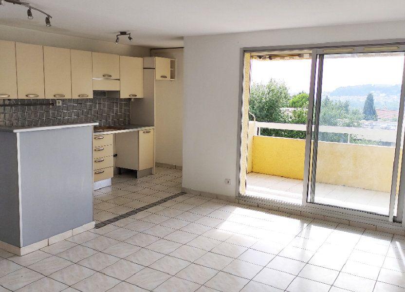 Appartement à louer 47m2 à Nice
