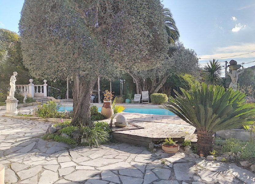 Maison à vendre 223.76m2 à Cagnes-sur-Mer