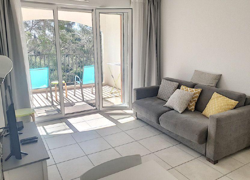 Appartement à vendre 50.82m2 à Roquefort-les-Pins