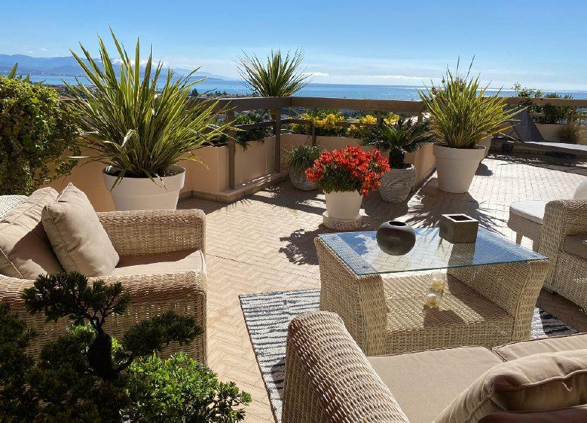 Appartement à vendre 103m2 à Antibes