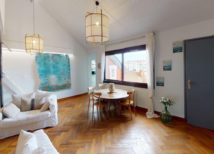 Appartement à vendre 78.13m2 à Biarritz