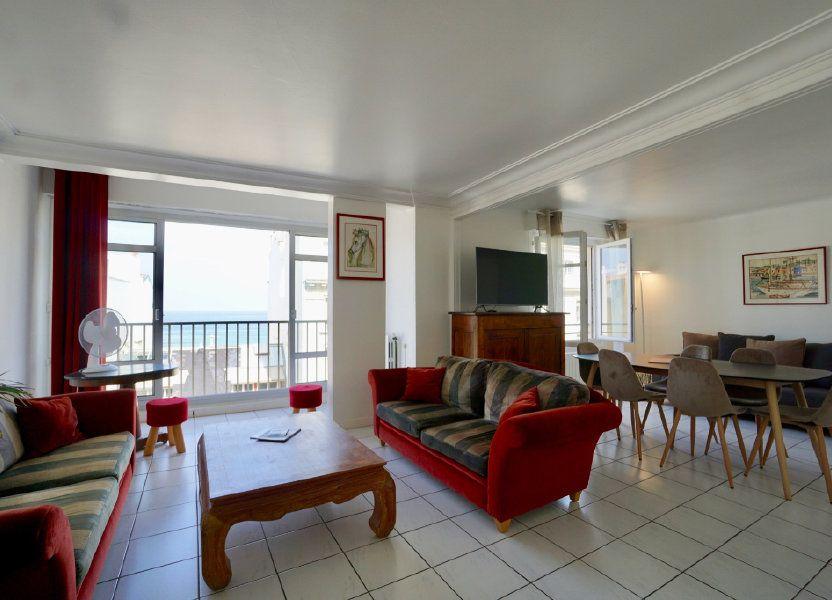 Appartement à vendre 89.83m2 à Biarritz