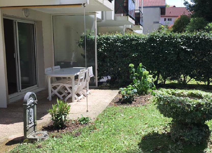 Appartement à vendre 47.79m2 à Biarritz