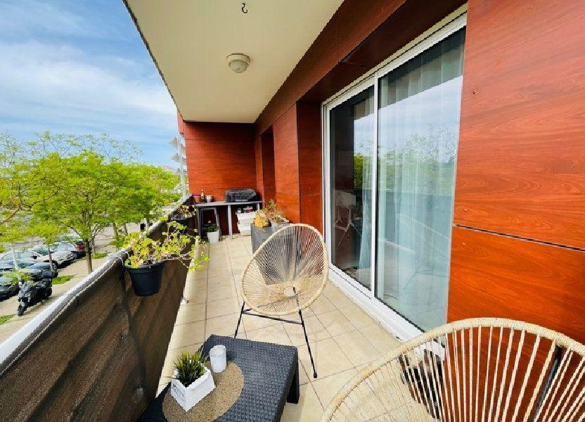 Appartement à vendre 66.85m2 à Anglet