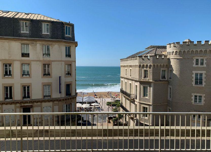 Appartement à vendre 12m2 à Biarritz