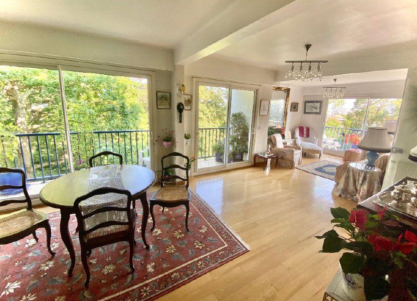 Appartement à vendre 121.89m2 à Biarritz