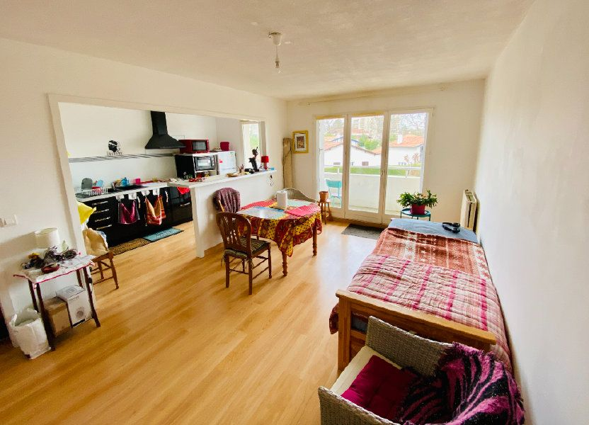 Appartement à vendre 51.26m2 à Bayonne