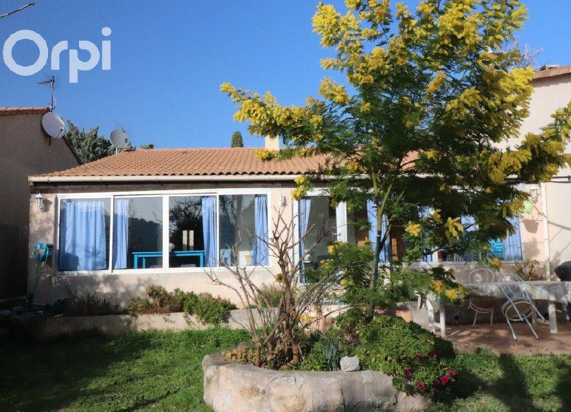 Maison à vendre 88m2 à Roquevaire