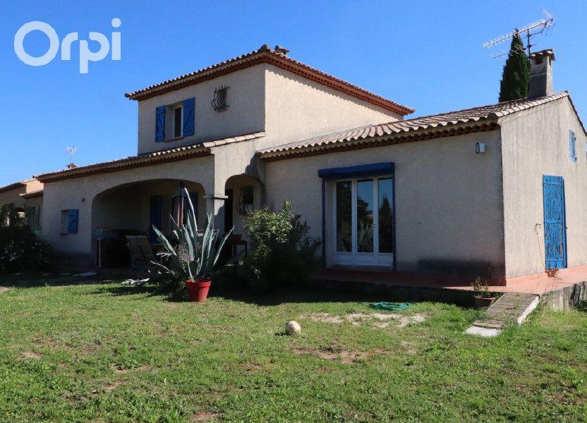 Maison à vendre 124m2 à Gémenos
