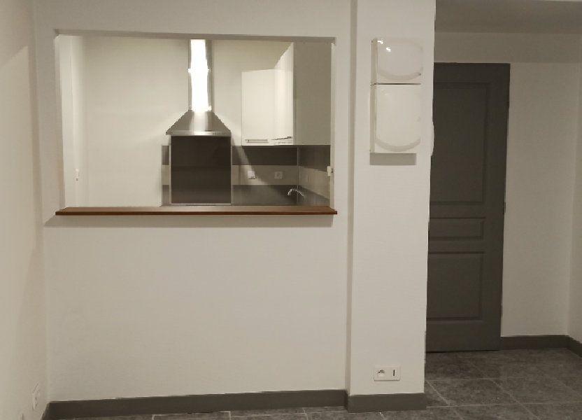 Appartement à louer 24.79m2 à Marignane