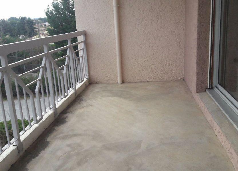 Appartement à louer 53.06m2 à Marignane