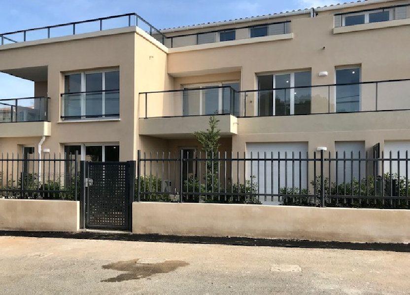 Appartement à vendre 66.6m2 à Martigues