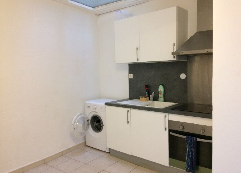 Appartement à louer 42.83m2 à Marignane