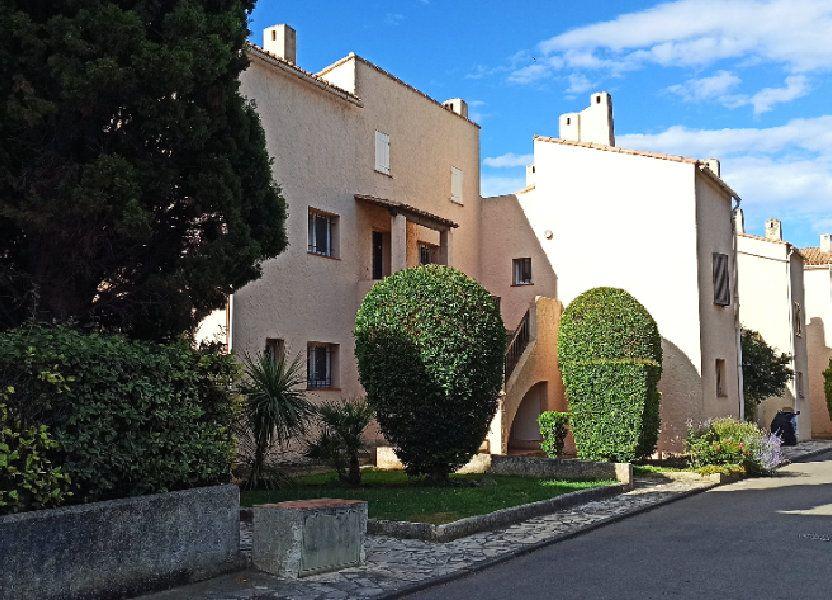 Appartement à louer 32.07m2 à Marignane