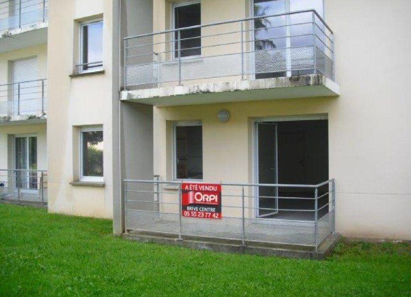 Appartement à louer 47.54m2 à Brive-la-Gaillarde