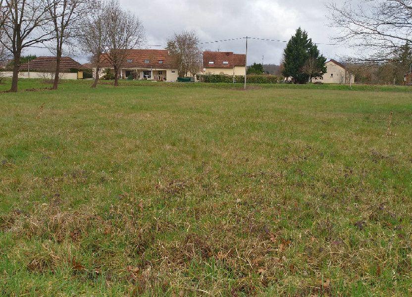 Terrain à vendre 2952m2 à Saint-Pantaléon-de-Larche