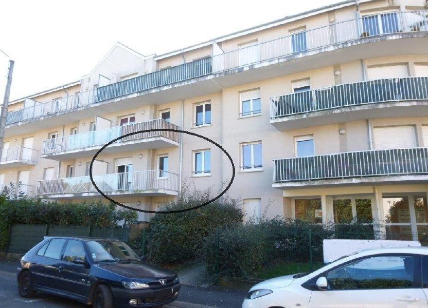 Appartement à louer 49m2 à Brive-la-Gaillarde