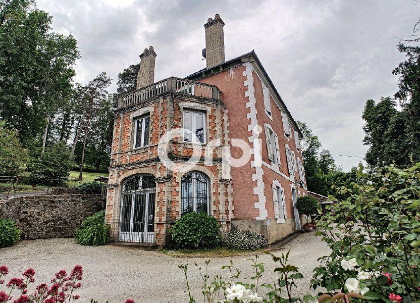 Maison à vendre 322m2 à Saint-Pantaléon-de-Larche
