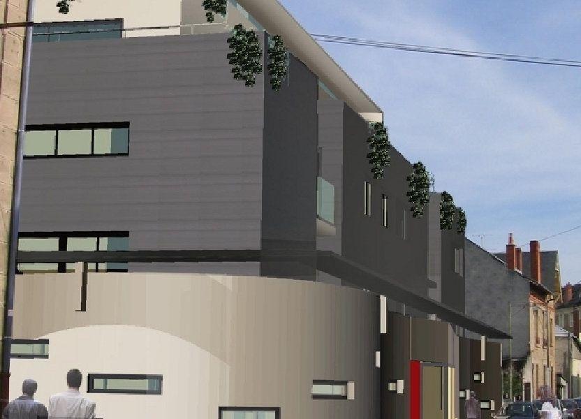 Appartement à vendre 74.28m2 à Brive-la-Gaillarde
