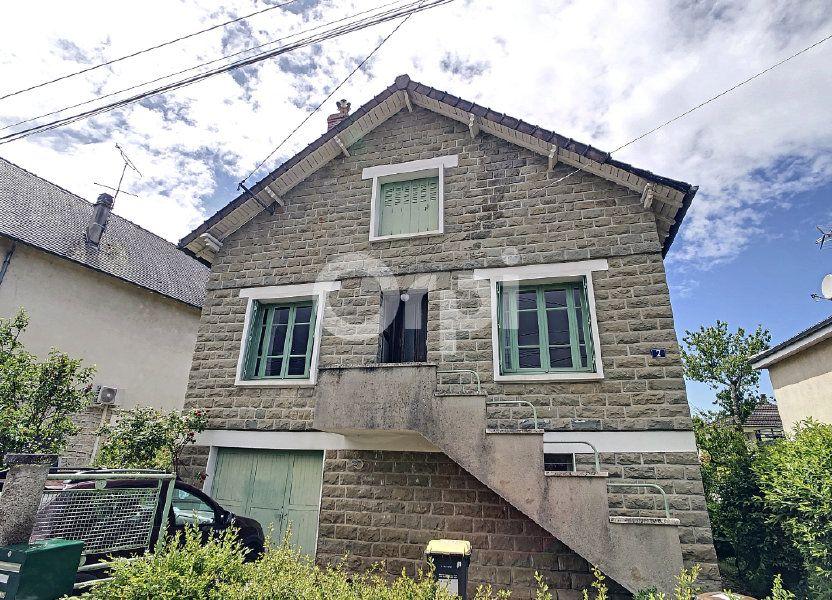 Maison à vendre 88m2 à Brive-la-Gaillarde